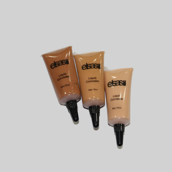 LIQUID CONCEALERS 01,02 and 03