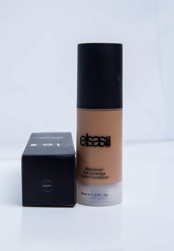 full coverage foundation TOPAZ 5000 face IMG_0228